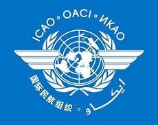 Emblema da ICAO